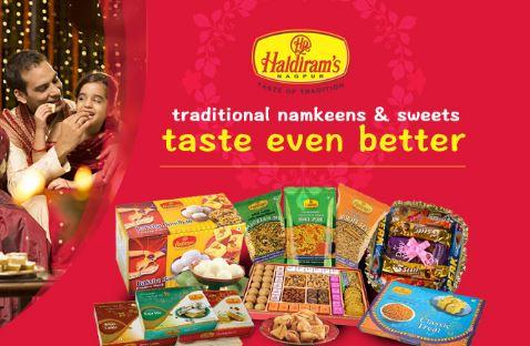 Haldiram Franchise in India