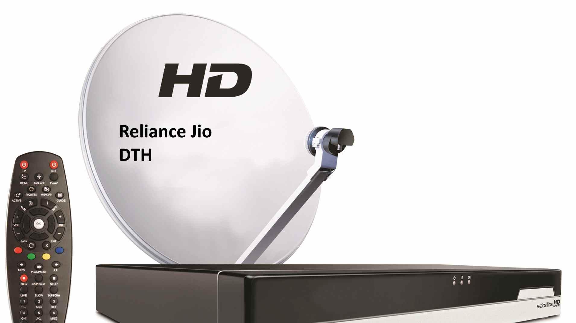 Get Reliance JIO DTH Dealership